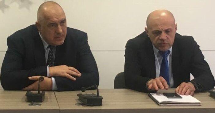Костадин Паскалев: В ГЕРБ има скандал, Борисов и Томислав Дончев са се скарали